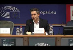 Mr Stecy Yghemonos | Social investment in affordable and quality long-term care | Sprint-project