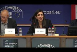 Ms Ana Carla Pereira | Long-term care in the EU