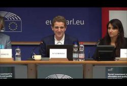 Dr. Spasova - Mr. Vanhrecke    Social investment and national policies on long-term care in Europe